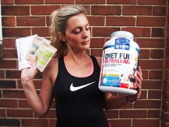Protein Shake Samples