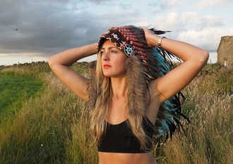 novum crafts headdress